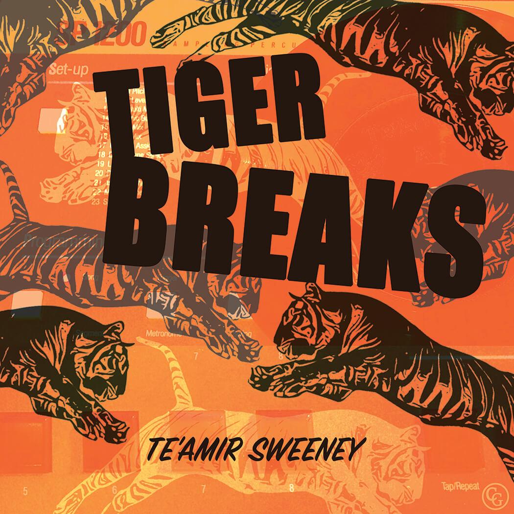 Te'Amir Sweeney - Tiger Breaks Drum Pack