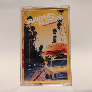 DJ Ragz & Unown: Burgers & Sliders Tape