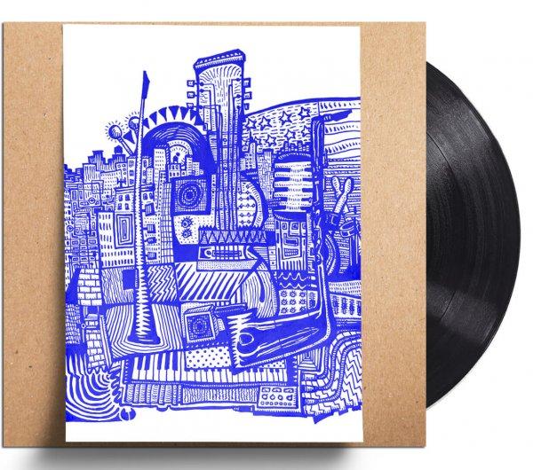 Jason McGuiness - Empyrean Tones LP Test Press