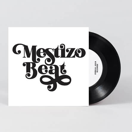 Mestizo Beat - Lizard Brain 7""
