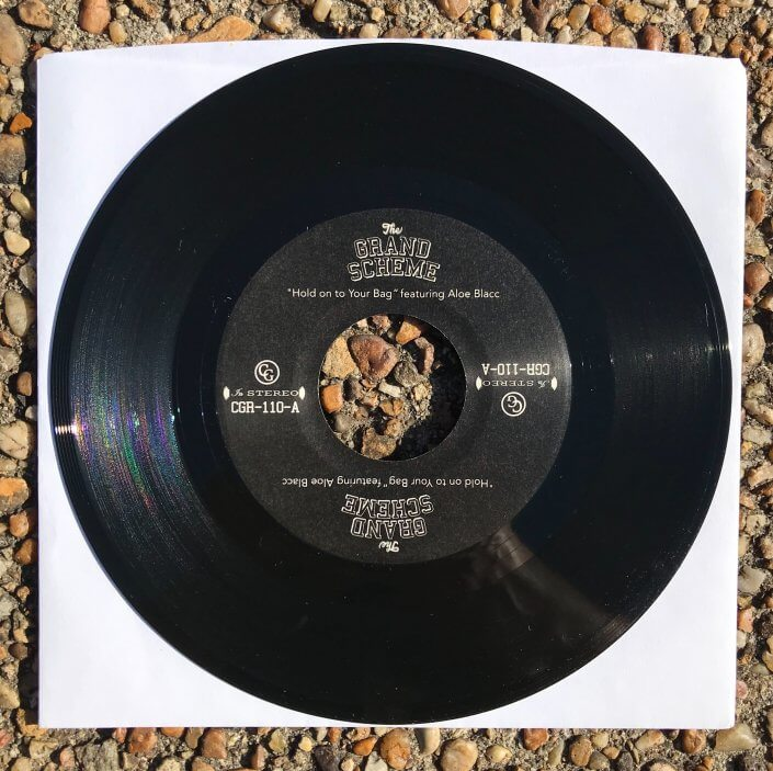 The Grand Scheme: Hold on to Your Bag / The Scheme Theme 7″