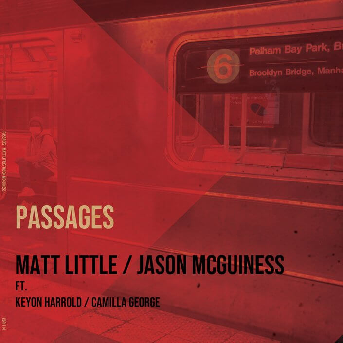 Jason McGuiness/Matt Little – Passages LP