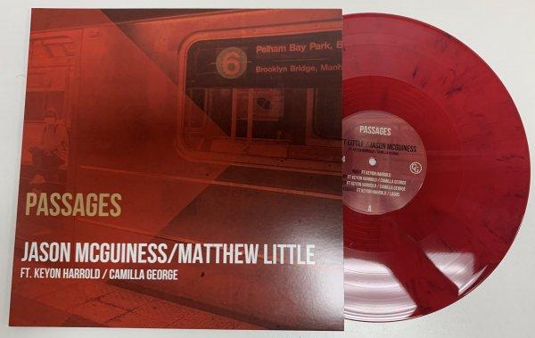 Jason McGuiness/Matt Little – Passages LP